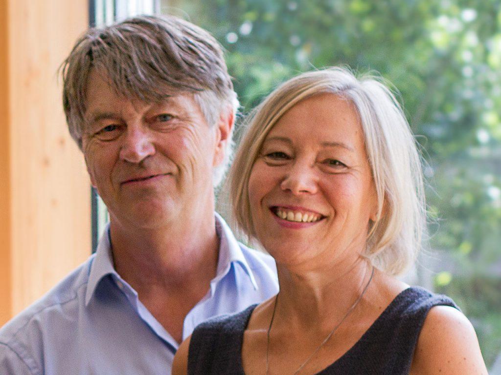 Diplom-Psychologe Markus Hener und Diplom-Psychologin Odette Lassonczyk