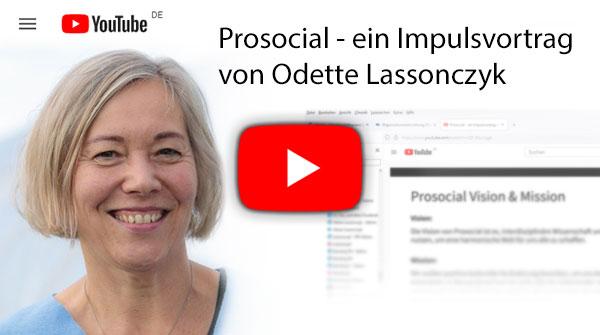 YouTube Organisationsentwicklung, Prosocial